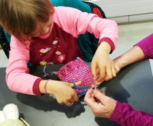 Atelier crochet Lans en Vercors